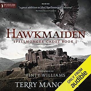 Page de couverture de Hawkmaiden
