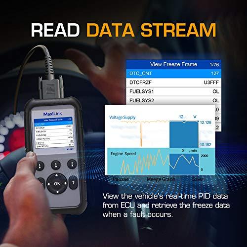 Autel ML629 OBD2 Scanner