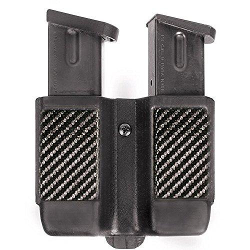 BLACKHAWK Single Stack Case for 9mm/.40 cal, Carbon Fiber