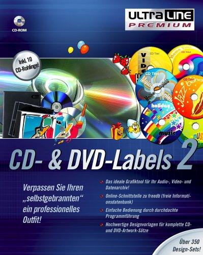CD- & DVD-Labels...