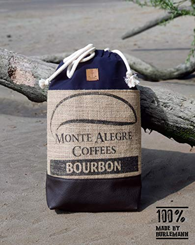 Seesack Bourbon aus Hamburger Kaffeesack