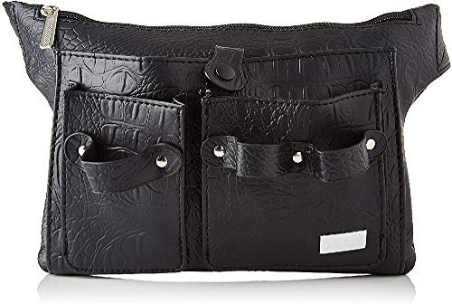 Trend Diseño Belt 3Riñonera Negro 1unidades, (1x 1pieza)