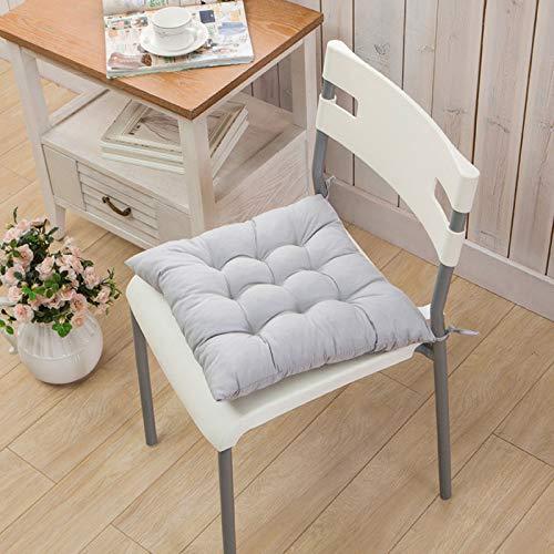 Bosi General Merchandise 40x40cm Sitzkissen Pearl Cotton Chair, Rücksitzkissen, Sofakissen Hüfte Bequemer Kissenstuhl, Inneneinrichtung