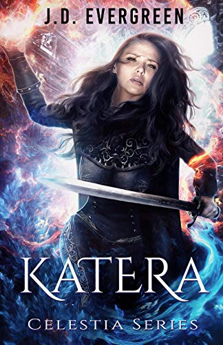 KATERA SNEAK PEEK!: BOOK ONE OF THE CELESTIA SERIES. (English Edition)