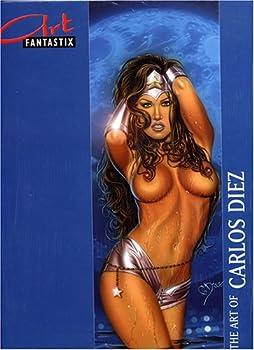 Hardcover The Art Of Carlos Diez [German] Book