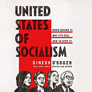 The United States of Socialism cover art