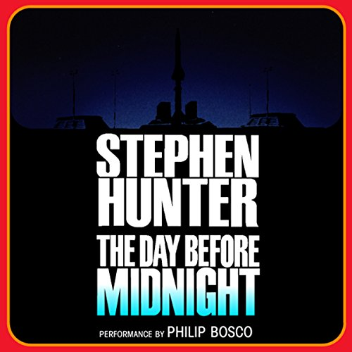 The Day Before Midnight audiobook cover art