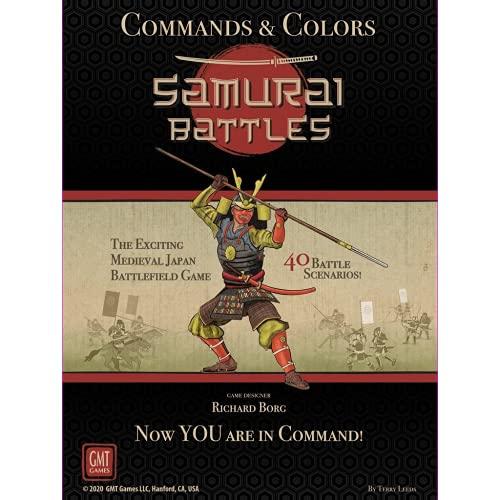 Commands & Colors Samurai Battles