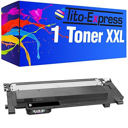 Tito-Express PlatinumSerie 1 Cartuccia del toner Black XXL compatibile con Samsung CLT-404S C-430W C-480W C-480FN C-480FW SL-C430 SL-C430W SL-C480W SL-C480 SL-C480FW SL-C480FN