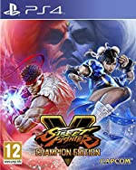 Street Fighter V - Champion Edition pour PS4