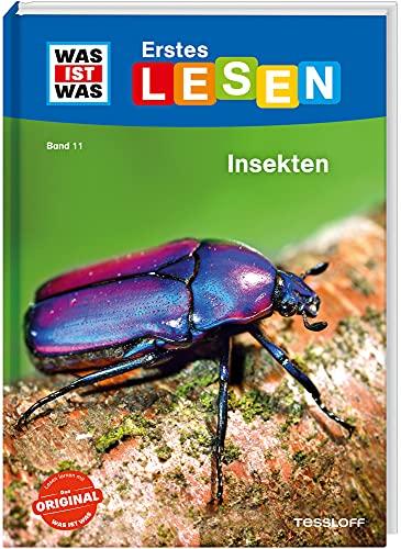 WAS IST WAS Erstes Lesen Band 11. Insekten
