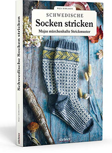 Schwedische Socken stricken: Hygge für die Füße