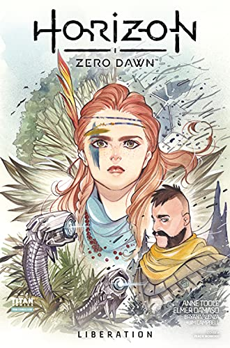 Horizon Zero Dawn #2.1: Liberation (English Edition)