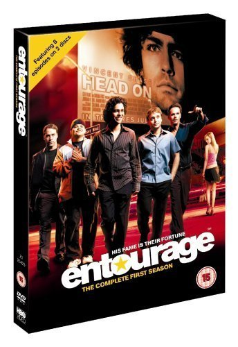 Entourage - Series 1 - Complete