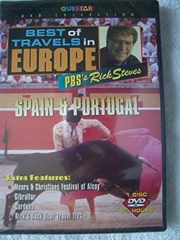 DVD Best of Travel in Europe: Spain Book