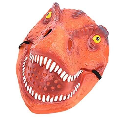 RISTHY Máscara Dinosaurio 4D Máscara Animal Disfraz