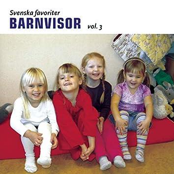 Svenska favoriter - Barnvisor vol. 3