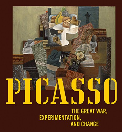 Image of Picasso: The Great War, Experimentation, and Change