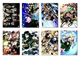 Attack on Titan Poster - Japanese Anime Manga...