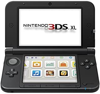 Nintendo 3DS XL - Blue/Black [Old Model] Games Included