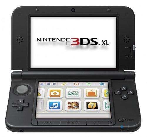 Nintendo Blue/Black Nintendo 3DS XL Console - Standard Edition