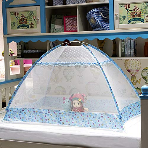 Ericcay Moustiquaire Bébé Voyage Lit Berceau Casual Chic Pop Pop Tente Portable & Pliable Accessoires De Literie Pour Bébés Respirant Voyage Tente Enfants Tente De Plage Installation Libre Dense