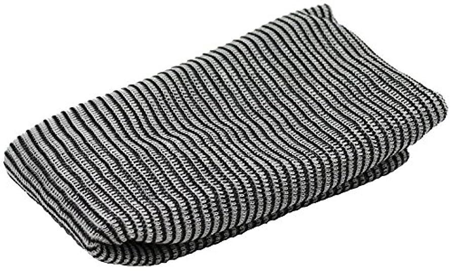 意見完全に採用する小久保 『少量の石けんでもたっぷり泡立つ』 ガチMENボディタオル 約20×110cm 3566