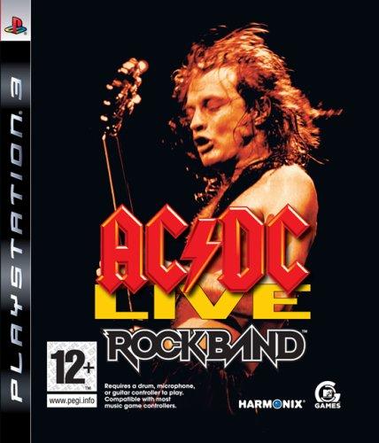 Ac/Dc Live Rockband Ps3 Uk