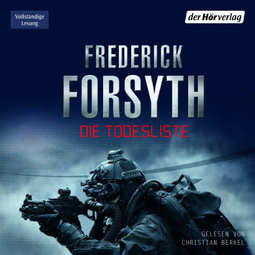 Die Todesliste audiobook cover art