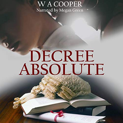 Decree Absolute audiobook cover art