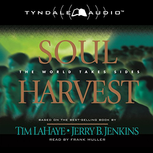 Soul Harvest: The World Takes Sides audiobook cover art