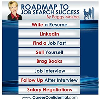 Roadmap to Job Search Success eReport Bundle audiobook cover art