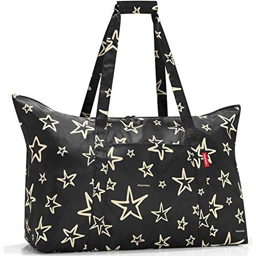 Reisenthel Mini Maxi travelbag Strandtasche, 65 cm, 30 L, Stars