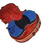 Acousta Grip 433284 Schulterkissen Protege Blue für Violinen 1/8, 1/4 und 1/2