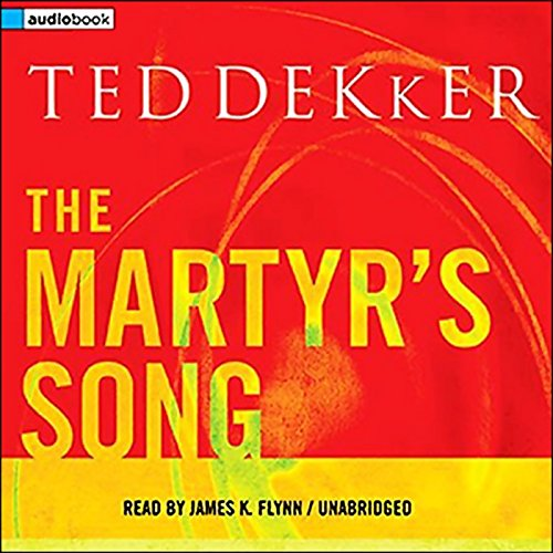 The Martyr's Song audiobook cover art