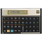 HP 12C Financial Programmable Calculator - Calculadora financiera, Negro