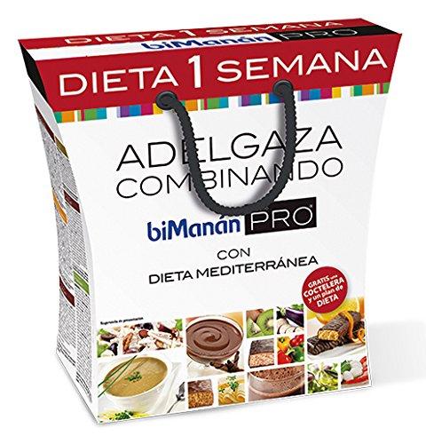 BIMANAN Dieta proteica per 1 settimana