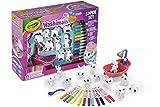 Crayola 74-7321-E-000 Washimals Pets Super, kreatives Malset, Geschenk-Set mit waschbaren Markern, mehrfarbig