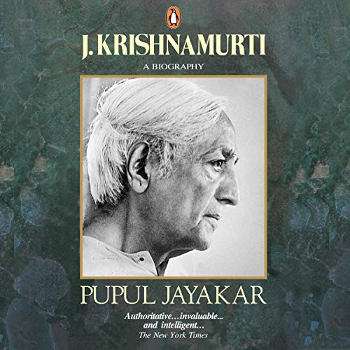 J. Krishnamurti cover art