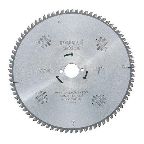 Metabo 628090000 HW/CT 300X30 96FZ/TR Circular Saw-Blade, Green