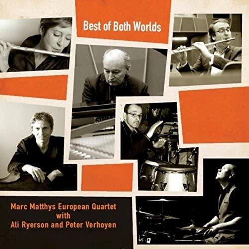 Marc Matthys European Quartet, Ali Ryerson & Peter Verhoyen