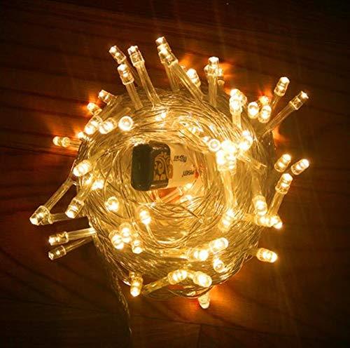 Hpybest Kerstverlichting Outdoor Decoratie Home Gordijn String Lights Nieuwjaar Bruiloft Party Garland Light