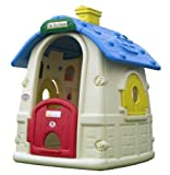 Injusa-2031 Casa Exterior Toy House Resistente para Niños, (2031)
