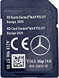 Tarjeta SD Mercedes Garmin Map Pilot STAR1 v13 Europa 2020 - A2189065603