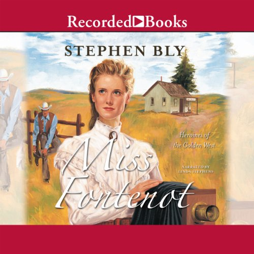 Miss Fontenot audiobook cover art