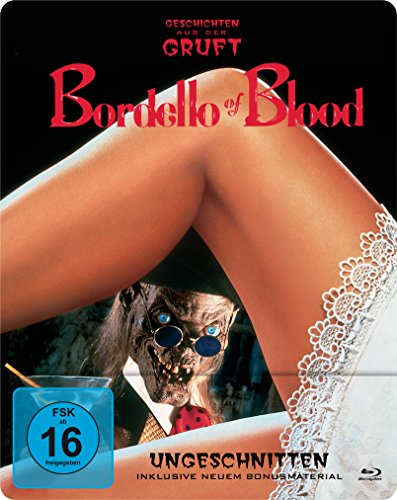 präsentiert: Bordello of Blood (ungeschnitten) (Steelbook) [Blu-ray]