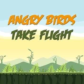 Angry Birds Take Flight