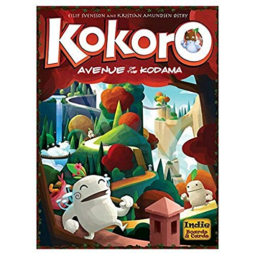 Indie Board Games KKR1 - Kokoro: Avenue of the Kodama