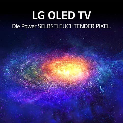 LG OLED55CX9LA 139 cm (55 Zoll) OLED Fernseher (4K, Dual Triple Tuner (DVB-T2/T,-C,-S2/S), Dolby Vision, Dolby Atmos, Cinema HDR, 100 Hz, Smart TV) [Modelljahr 2020] - 6