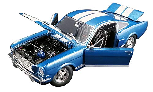 1966 Ford Mustang Shelby GT350 Supercharged Blue with for sale  Delivered anywhere in Canada
